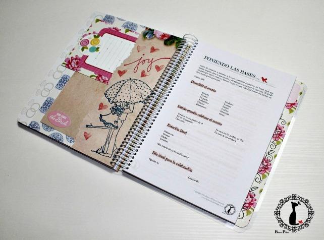 Agenda de novia Planes de boda 7