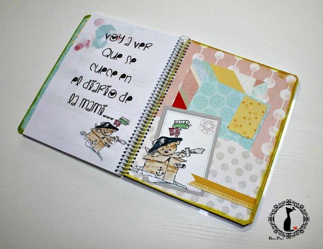 Kit Agenda pre mama 31