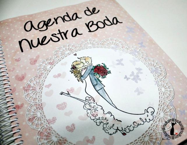 Agenda boda AGENDA DE NUESTRA BODA 2