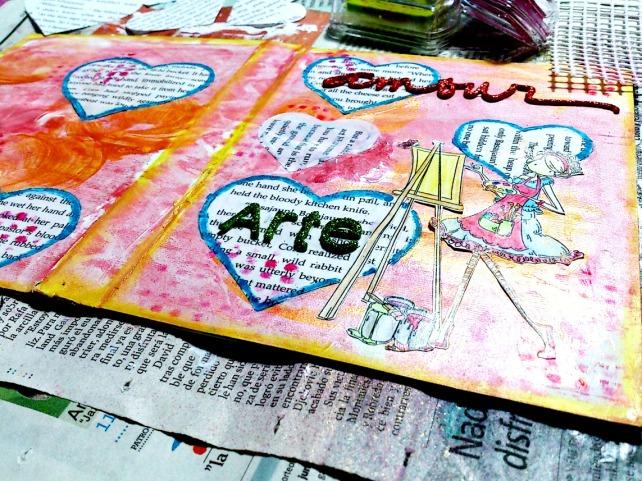 Cinderella's Amor por el Arte 2