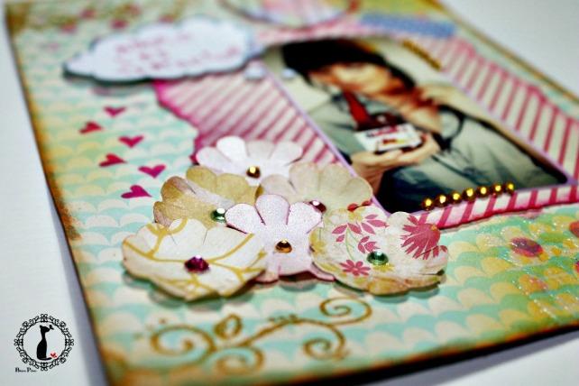 Curso Scrapbook Janbec Cinderella 3