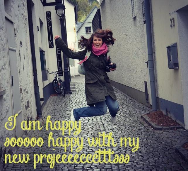 im so happy