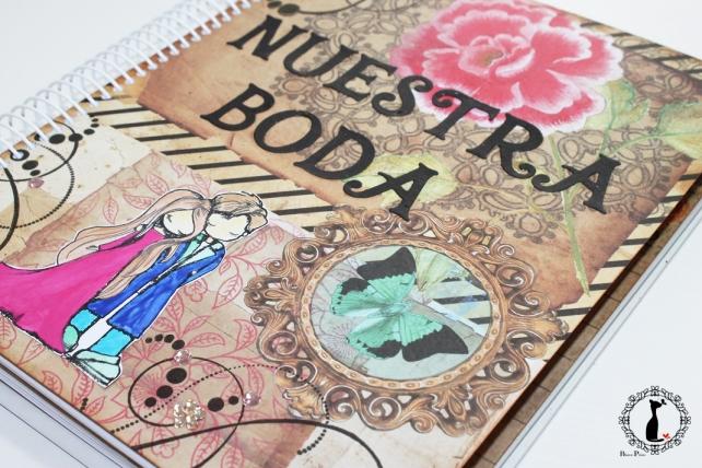 Agenda Nuestra Boda Cinderella 2