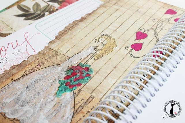 Agenda Nuestra Boda Cinderella 4