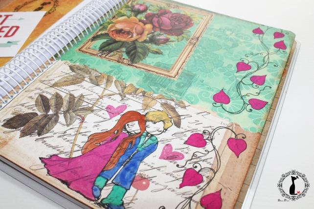 Agenda Nuestra Boda Cinderella7