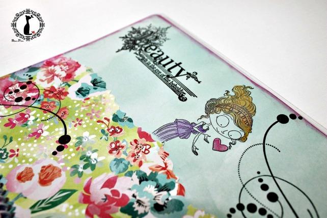 Agenda anual scrapbook Cinderella-La vida es sueño 14