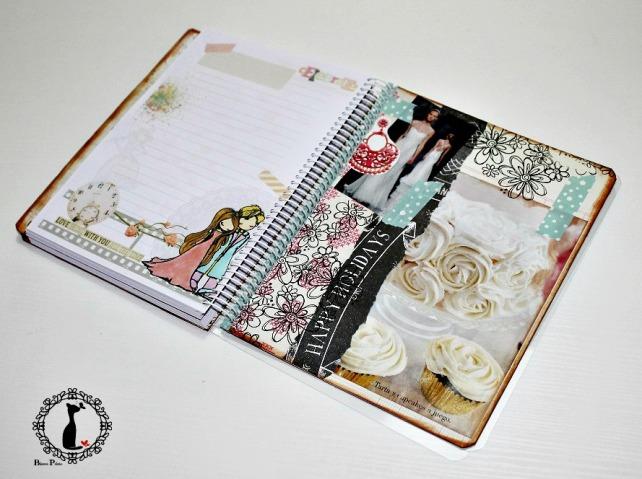 agenda de boda Cinderella - SposaBella15