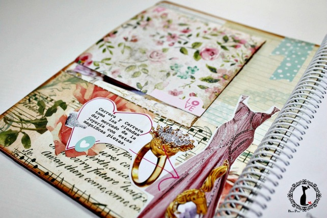 agenda de boda Cinderella - SposaBella5