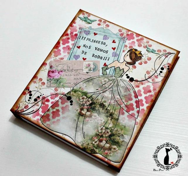 Agenda organizar boda - NOS VAMOS DE BODA PRINCESA 1