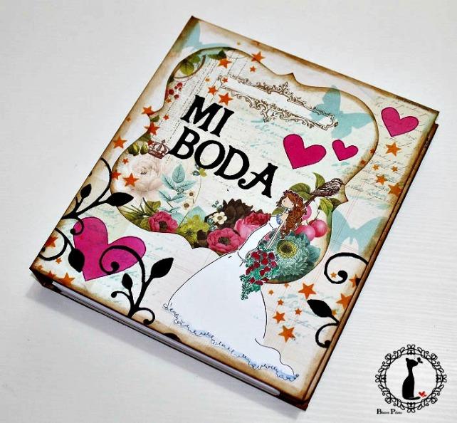 Agenda para novia - MI BODA 1