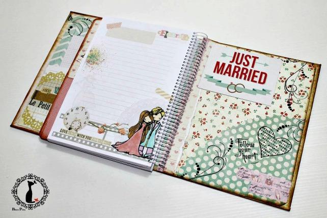 Agenda para novia - MI BODA 11