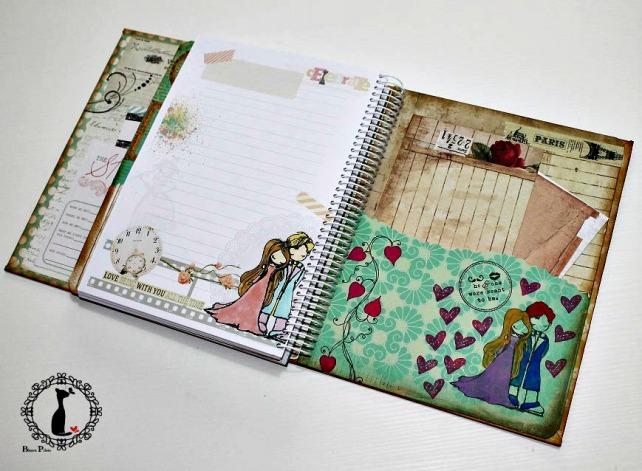 Agenda wedding planner - LA NOVIA VINTAGE 14