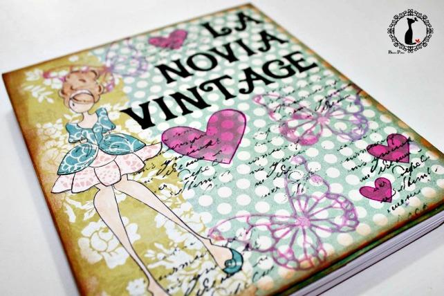 Agenda wedding planner - LA NOVIA VINTAGE 2