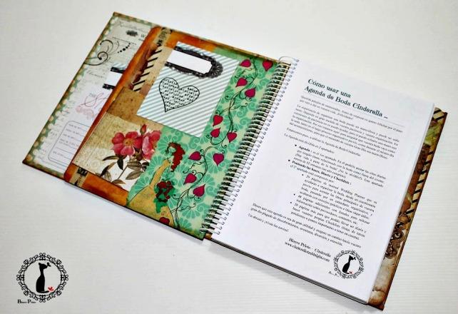Agenda wedding planner - LA NOVIA VINTAGE 5