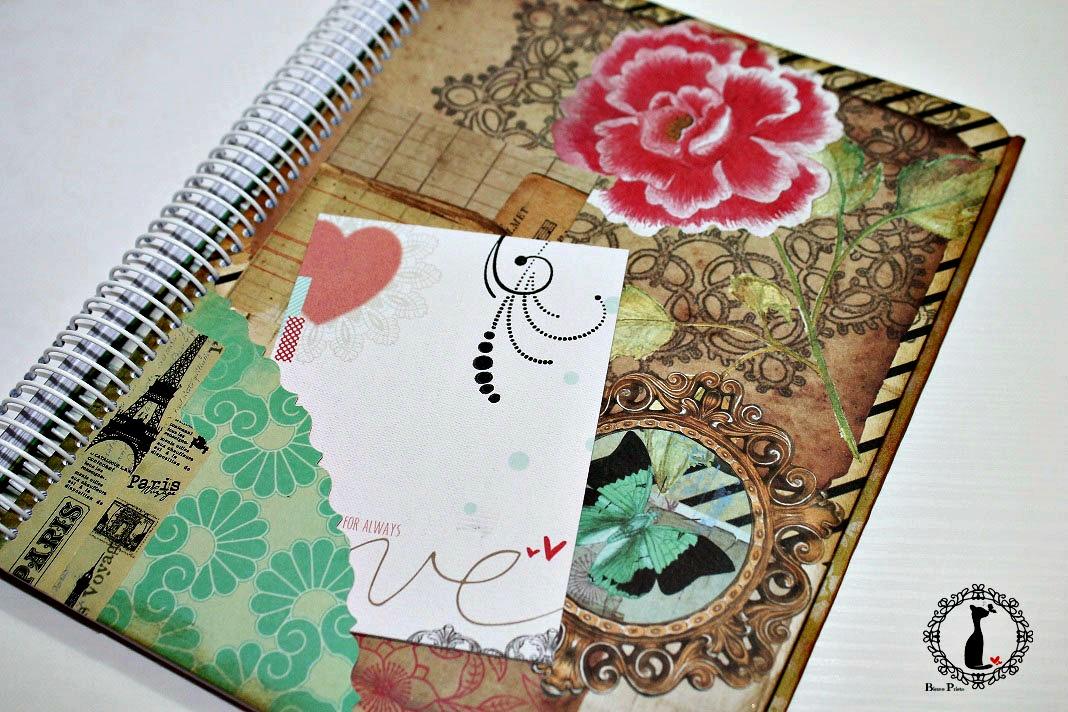 Agenda Boda Wedding Planner Cinderellas Scrap Room