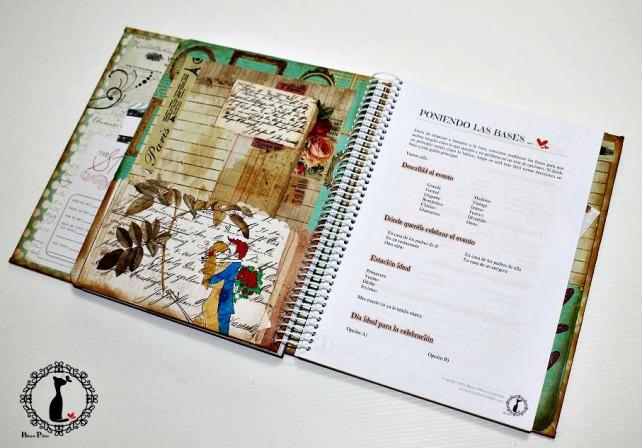 Agenda wedding planner - LA NOVIA VINTAGE 9