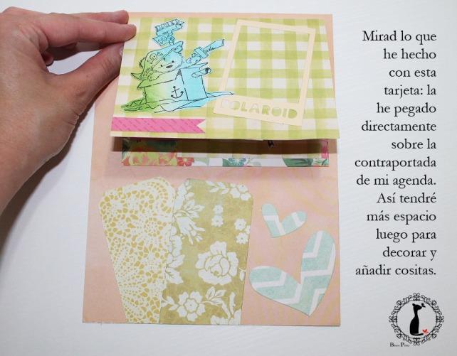 Kit Agenda Pre mama - Tutorial Agenda para bebé 26
