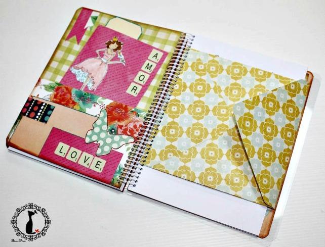 Kit Agenda Pre mama - Tutorial Agenda para bebé 36