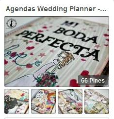 agendas cinderella boda