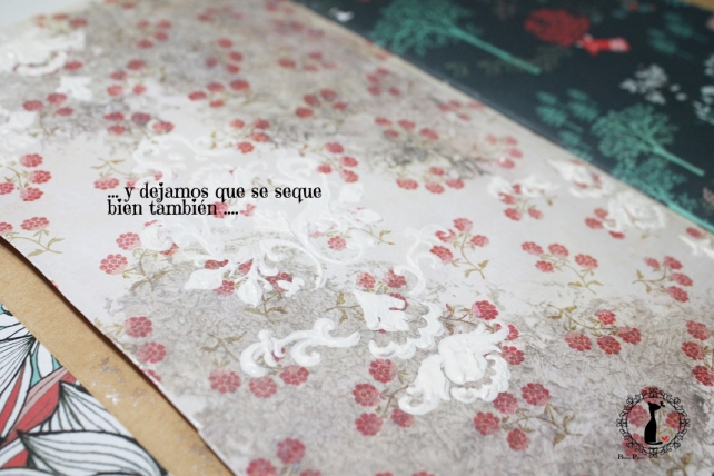 6o_Tutorial AlbumMixedMedia Cinderella 13