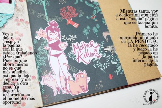 6o_Tutorial AlbumMixedMedia Cinderella 17