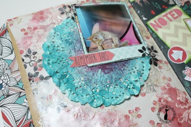 6o_Tutorial AlbumMixedMedia Cinderella 27