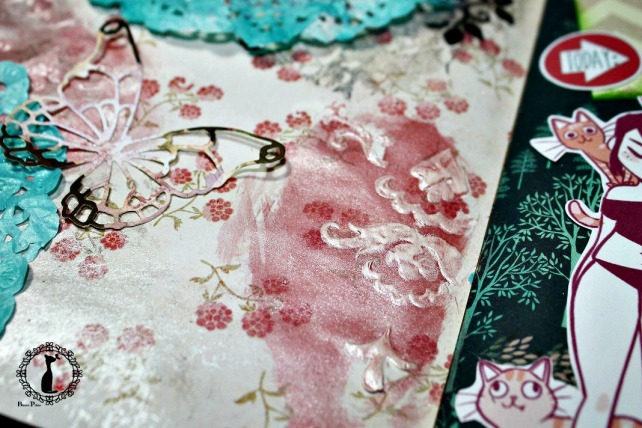 6o_Tutorial AlbumMixedMedia Cinderella 32