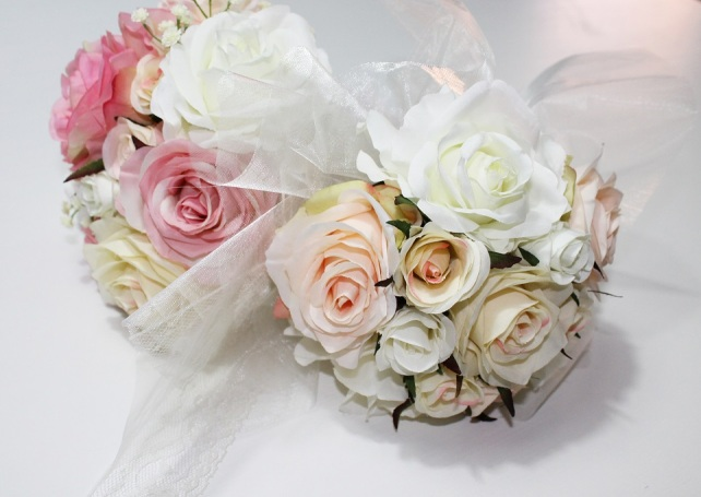 bouquets novia flores tela Patri