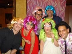 Photocall boda cinderella