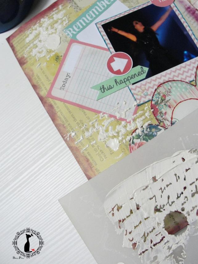 tercer tutorial Album DiarioMixedMedia Cinderella 13