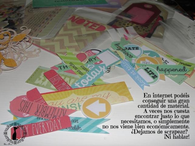 tercer tutorial Album DiarioMixedMedia Cinderella 2