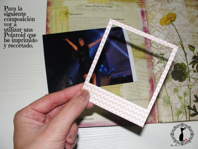 tercer tutorial Album DiarioMixedMedia Cinderella 5
