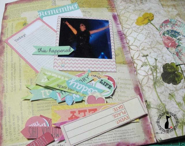 tercer tutorial Album DiarioMixedMedia Cinderella 7