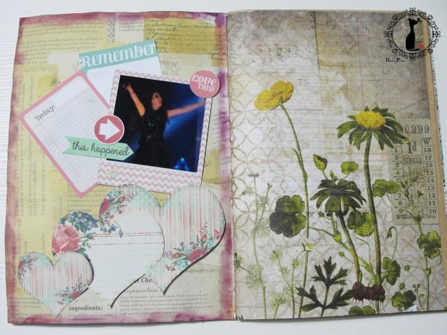 tercer tutorial Album DiarioMixedMedia Cinderella 8