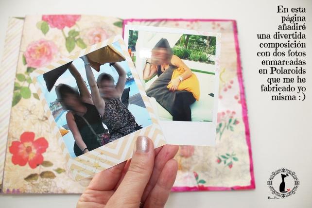 Tutorial 7-Álbum Cuaderno MixedMedia Cinderella 16