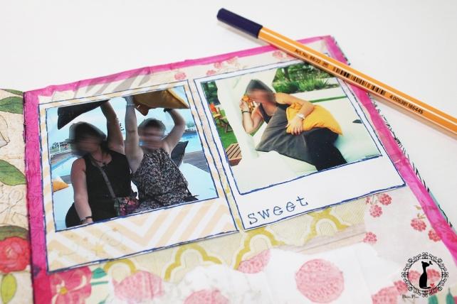 Tutorial 7-Álbum Cuaderno MixedMedia Cinderella 19