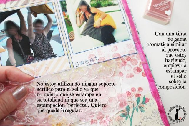 Tutorial 7-Álbum Cuaderno MixedMedia Cinderella 21