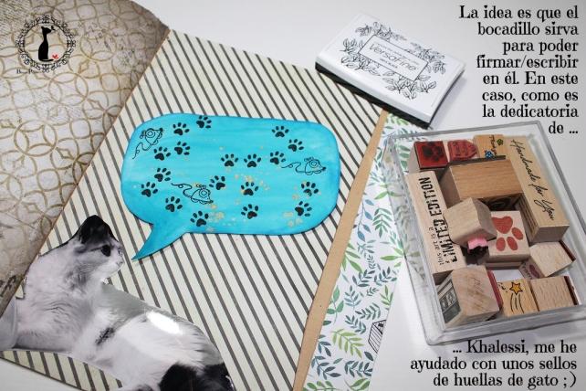 Tutorial 8 - Album Cuaderno MixedMedia Cinderella 23