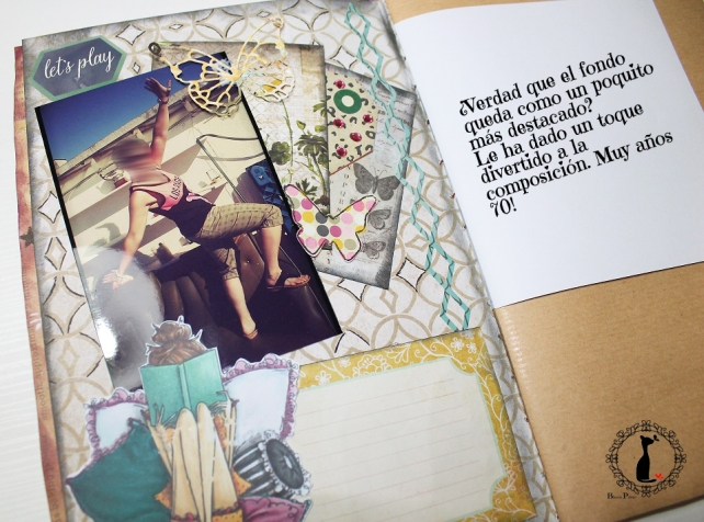 Tutorial AlbumCuaderno MixedMedia Cinderella 13