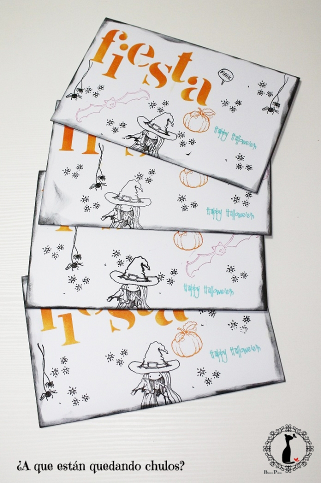Tutorial Tarjetas halloween 6