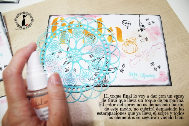 Tutorial Tarjetas halloween 9
