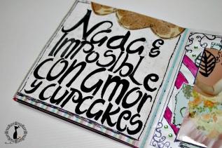 Taller album PinUp Cinderella 2