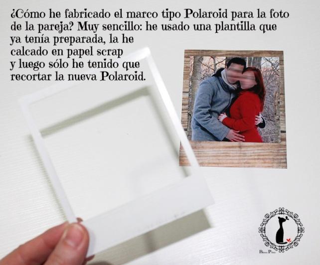 Tutorial Libro firmas para Boda con fotos 5