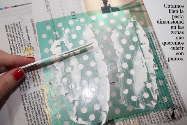 Tutorial tarjetas navidad Cinderella 30