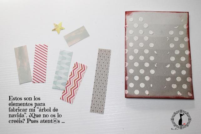 Tutorial tarjetas navidad Cinderella 34