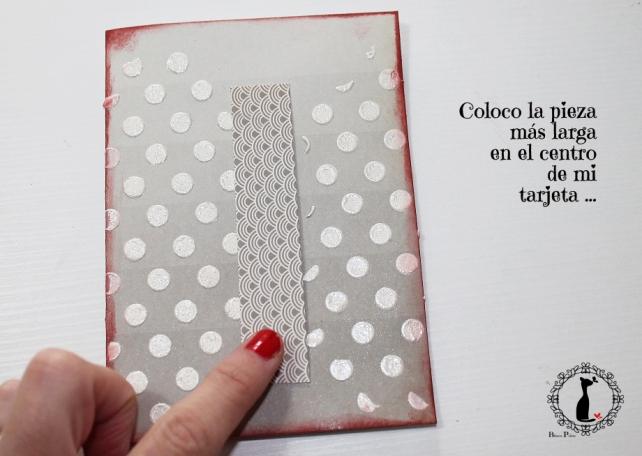 Tutorial tarjetas navidad Cinderella 35