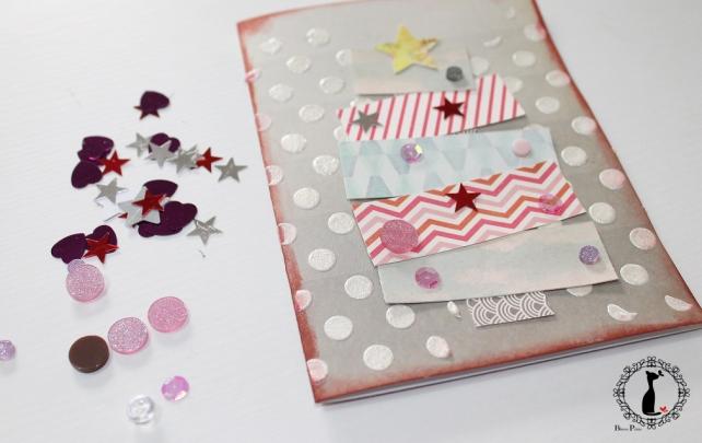 Tutorial tarjetas navidad Cinderella 38