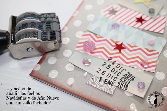 Tutorial tarjetas navidad Cinderella 39