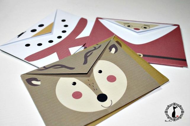 Tutorial tarjetas navidad Cinderella 6