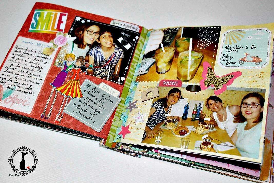 Como hacer un album de fotos grande muy facil youtube hacer album de fotos images - Manualidades album de fotos casero ...